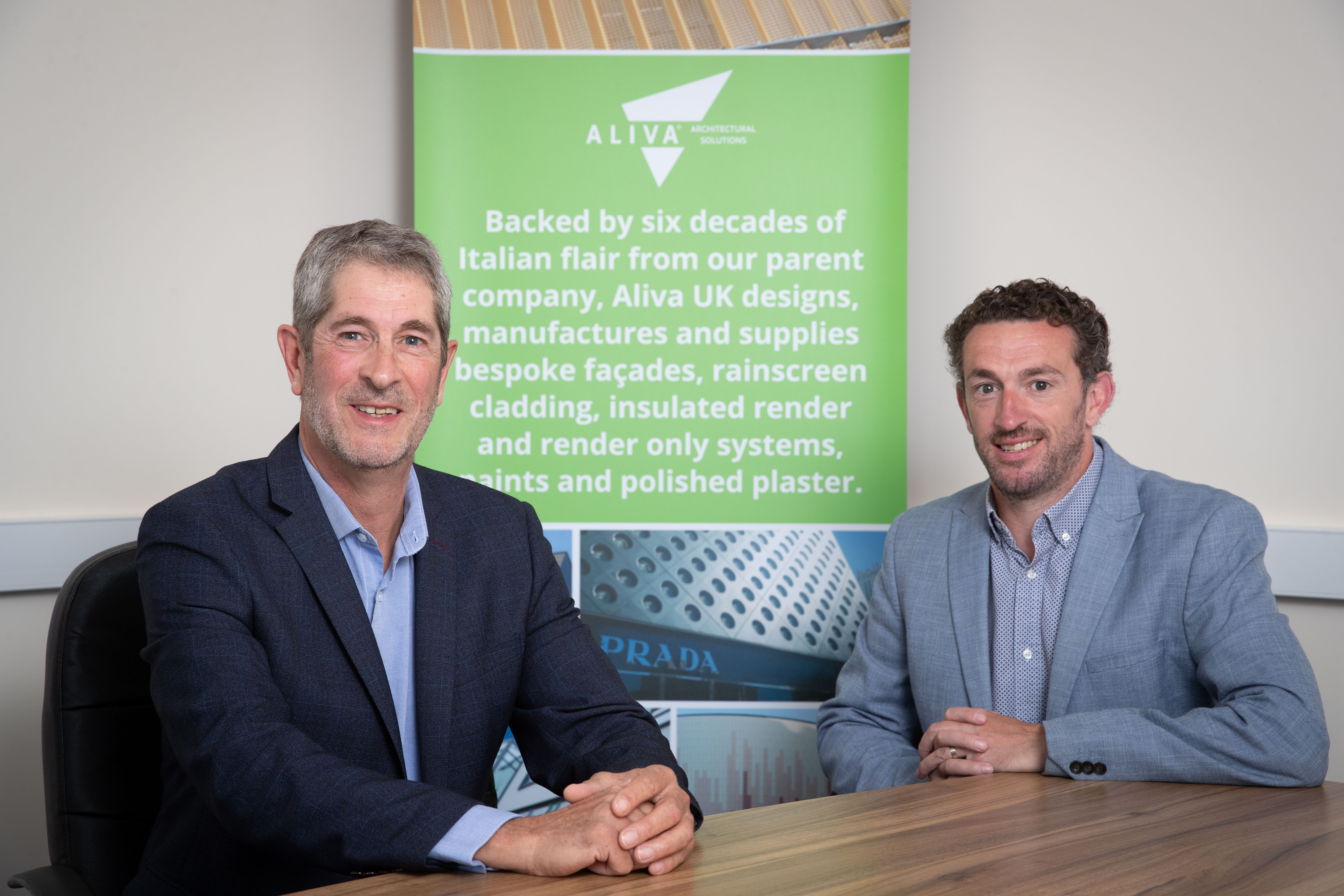 Project Managers Chris Lawrence and Phil Dempsey join Architectural Technician Mavie Bhagi as Aliva's latest hires.