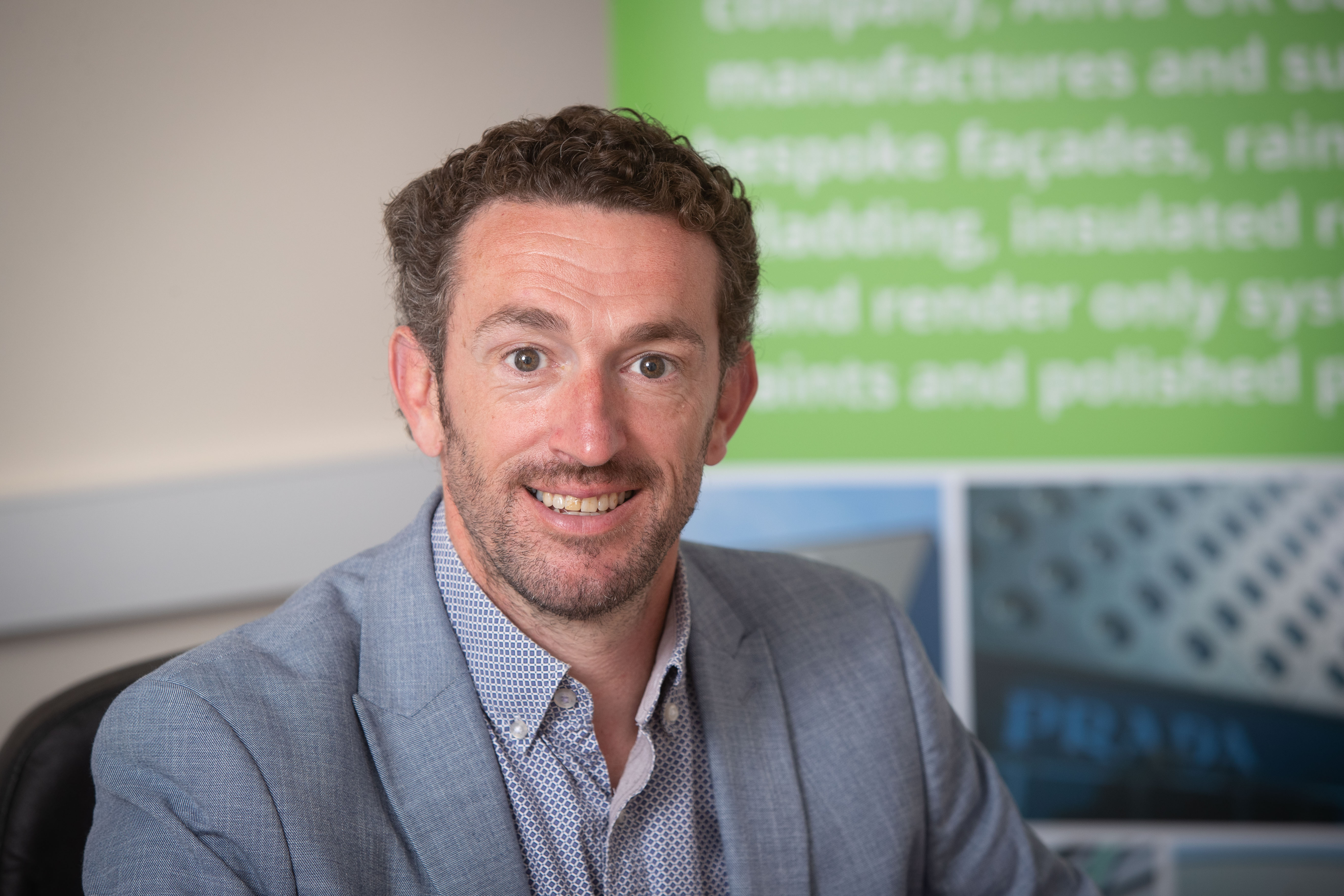 Phil Dempsey, Aliva Project Manager (North and Scotland)