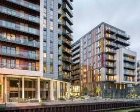 Matchmaker Wharf, London