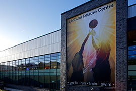 Oldham Leisure Centre